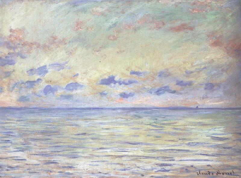 Marine Near Etretat (1882), by Claude Monet
