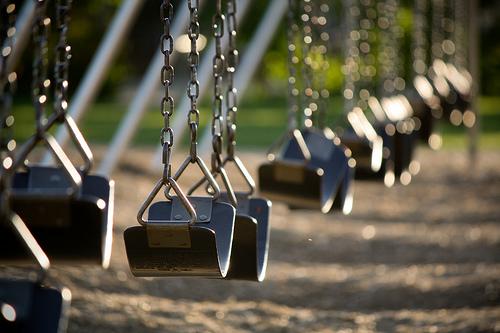 empty-swings